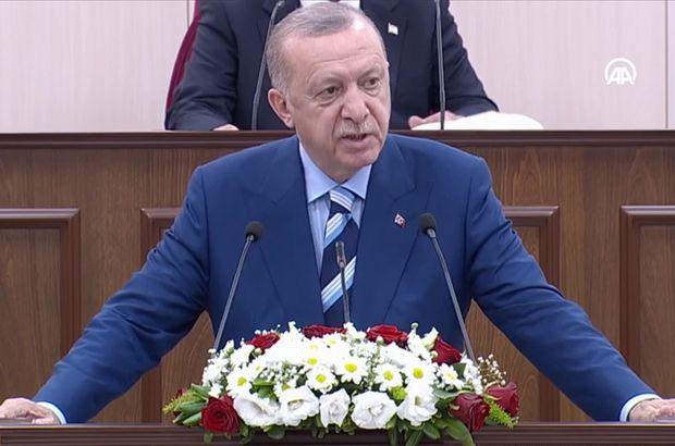 Cumhurbaşkanı Erdoğan: KKTC'ye külliye yapılacak