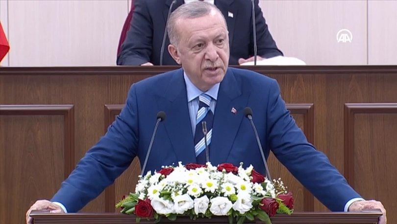 MÜJDE... Son dakika: Cumhurbaşkanı Erdoğan Kıbrıs'ta müjdeyi açıklıyor - CANLI