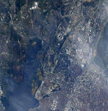 NASA astronotu Shane Kimbrough, İstanbul