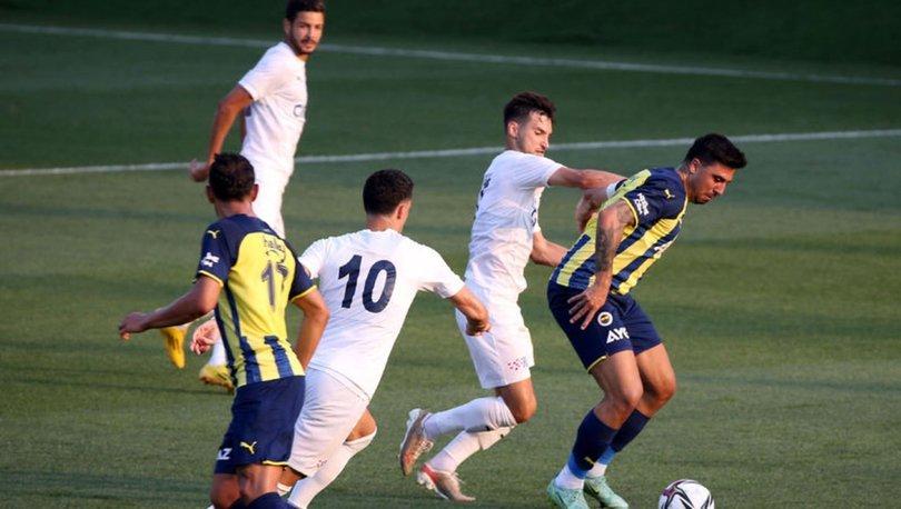 Fenerbahçe: 4 - Kasımpaşa: 1 MAÇ SONUCU