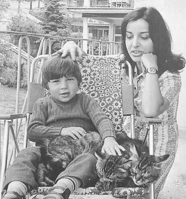 Fazıl Say paylaştı: Ankara 1975... - Magazin haberleri