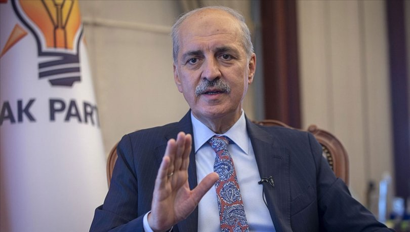 AK Parti Genel Başkanvekili Kurtulmuş'tan Mescid-i Aksa'daki saldırıya tepki