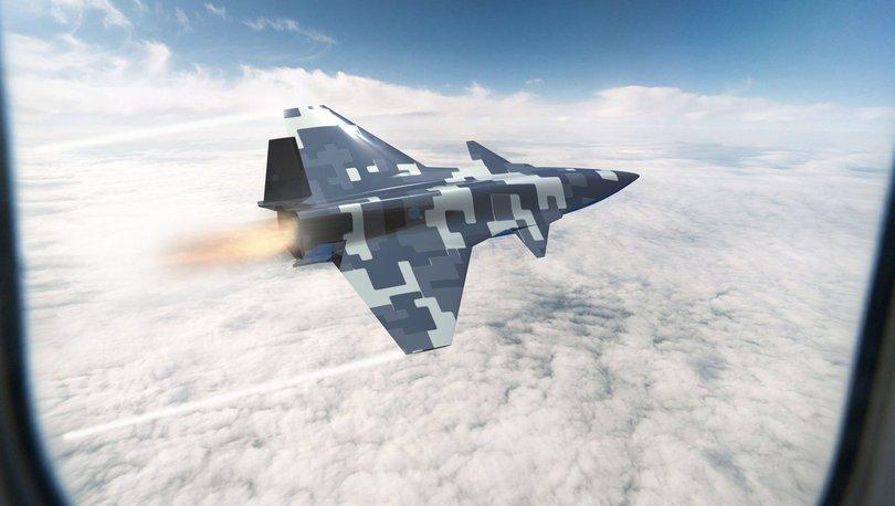 Baykar, Muharip İnsansız Uçak Sistemi projesinin kavramsal tasarım görsellerini paylaştı