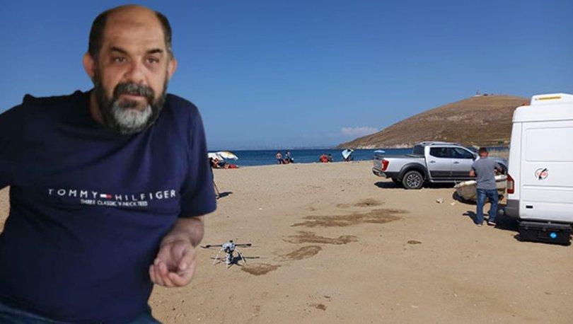 Bozcaada'da zıpkınla avlanırken kaybolduğu denizde bugün de aranıyor