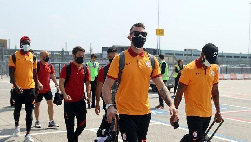 Galatasaray, Hollanda'ya geldi