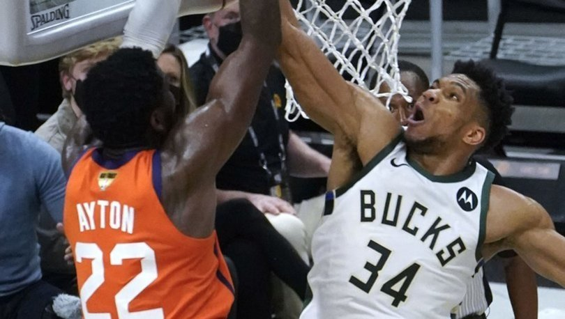 Milwaukee Bucks Phoenix Suns maçı ne zaman, saat kaçta? NBA Suns Bucks hangi kanalda canlı yayınlanıyor?