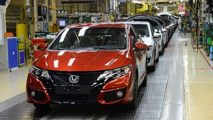 Honda çip tedarikindeki problem sebebiyle Japonyadaki tesislerinde üretime ara verecek