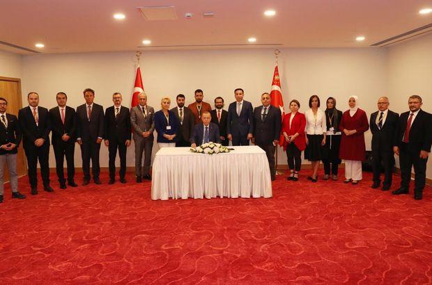 Cumhurbaşkanı Erdoğan'dan Kıbrıs için yol haritası: İki devletli çözüm