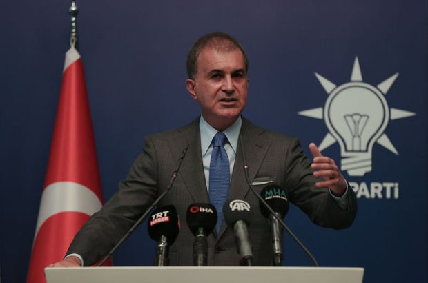 AK Parti'den Akıncı'nın sözlerine tepki!