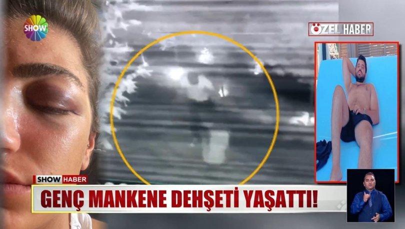 PSİKOPAT! Son dakika: Genç mankeni öldüresiye dövdü, ifade verip tatile gitti! GÖZALTINDA