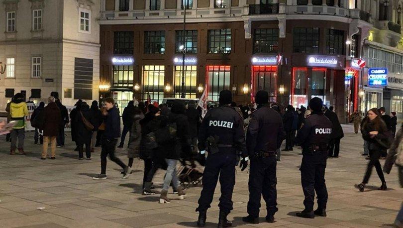 Avusturya'da son 6 ayda 2 bine yakın nefret suçu işlendi