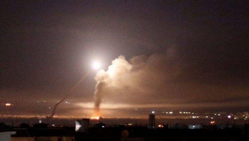 Esad rejimi, İsrail'in Suriye'ye hava saldırısı düzenlediğini açıkladı