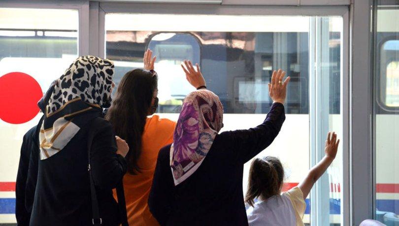 BAYRAM SEFERİ... Son dakika: Ankara-İstanbul ve Konya-İstanbul arasında ilave YHT seferi konuldu
