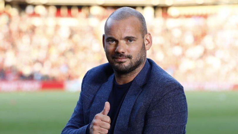 Wesley Sneijder'den PSV - Galatasaray maçı yorumu