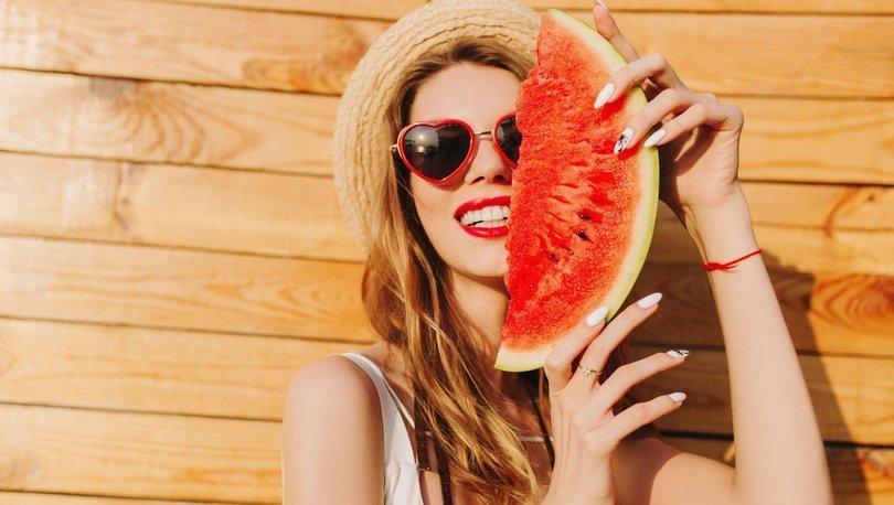 Yaz aylarında nasıl beslenelim?
