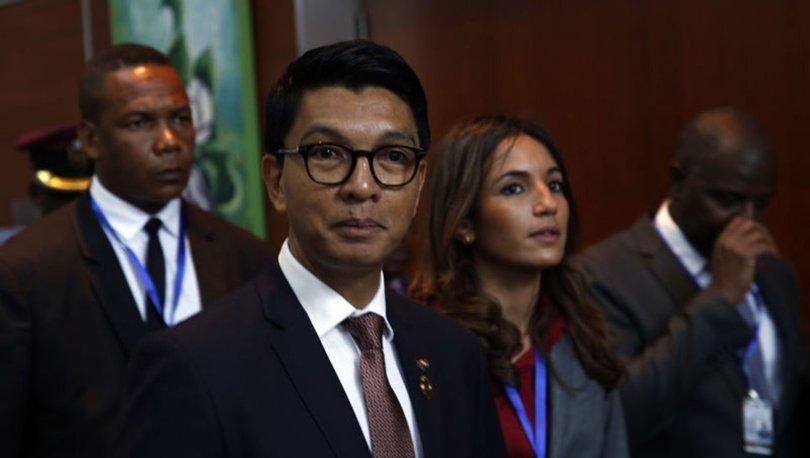 SON DAKİKA: Madagaskar Devlet Başkanı Andry Rajoelina suikast girişimi