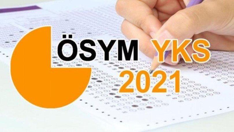 2021 YKS tercihleri ne zaman? 2021 YKS Programları ve Kontenjanları açıklandı! YKS tercih kılavuzu...