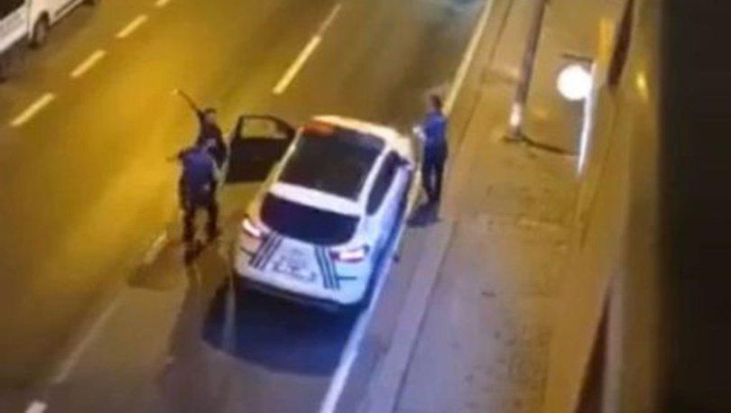 DEHŞET! Son dakika: Ümraniye'de annesini boğazından bıçakla yaraladı, polise saldırdı