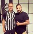 Süper Lig´in yeni ekiplerinden Altay, 25 yaşındaki İsveçli stoper Eric Björkander