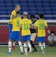 Tokyo Olimpiyat Oyunları Erkekler Futbol D Grubu ilk maçında Brezilya, Almanya