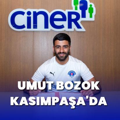 Kasımpaşa, Umut Bozok'u transfer etti