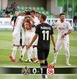 Sivasspor, UEFA Konferans Ligi 2. ön eleme turu ilk maçında Petrocub