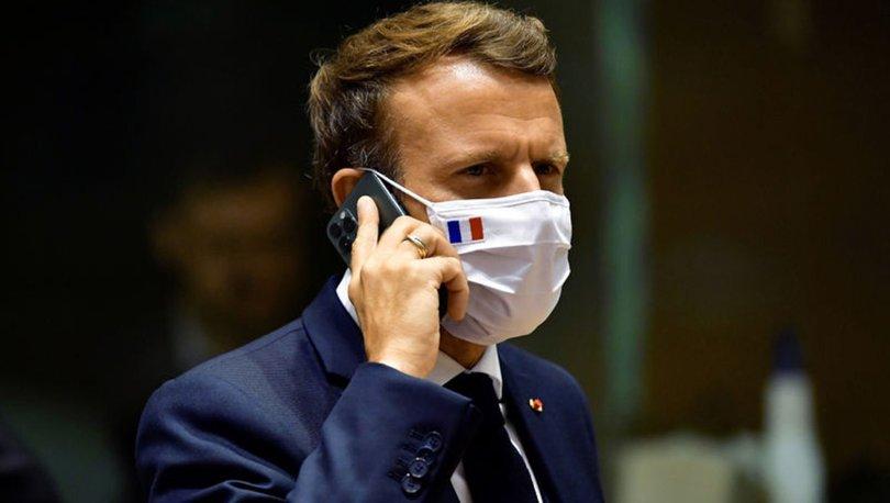 Casus yazılımın hedeflerinden Macron cep telefonunu ve numarasını değiştirdi