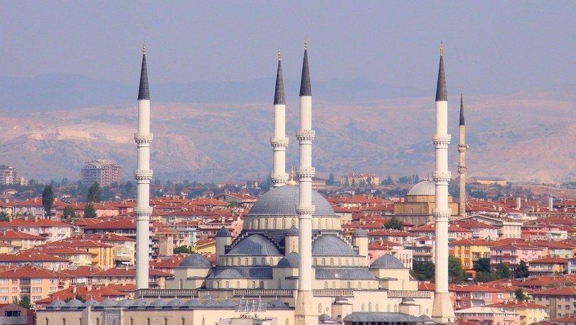 Ankara Cuma namazı vakti 23 Temmuz 2021! Bugün Ankara cuma saati kaçta?