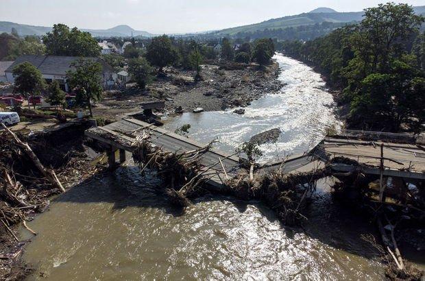 Almanya'daki sel felaketinde acı bilanço!