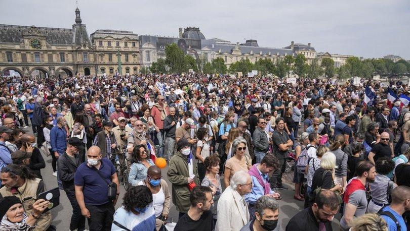 AŞI İSYANI... Son dakika: İlk onay çıktı, Fransa karıştı! Aşı zorunluluğu yasası