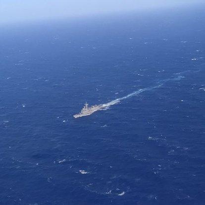 Akdeniz'de 45 kişilik tekne battı! Çalışmalar başladı