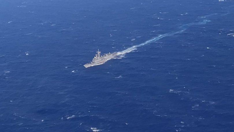 Son dakika: MSB: Akdeniz'de 45 kişilik tekne battı! Çalışmalar başladı