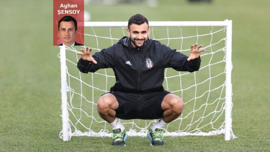 Ghezzal, Beşiktaş'ta kaldı!