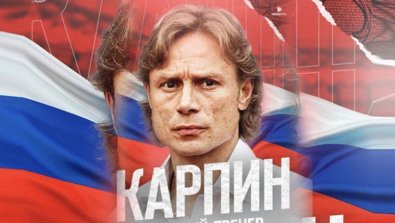 Rusya Milli Futbol Takımı'nda Valeri Karpin dönemi