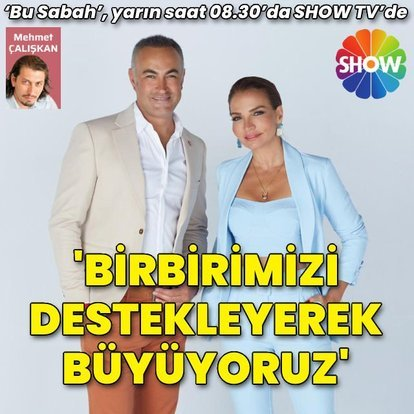 'Bu Sabah' SHOW TV'de
