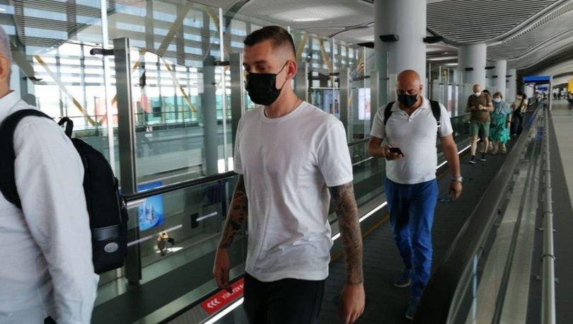 Son dakika haberi Galatasaray'ın yeni transferi İstanbul'da