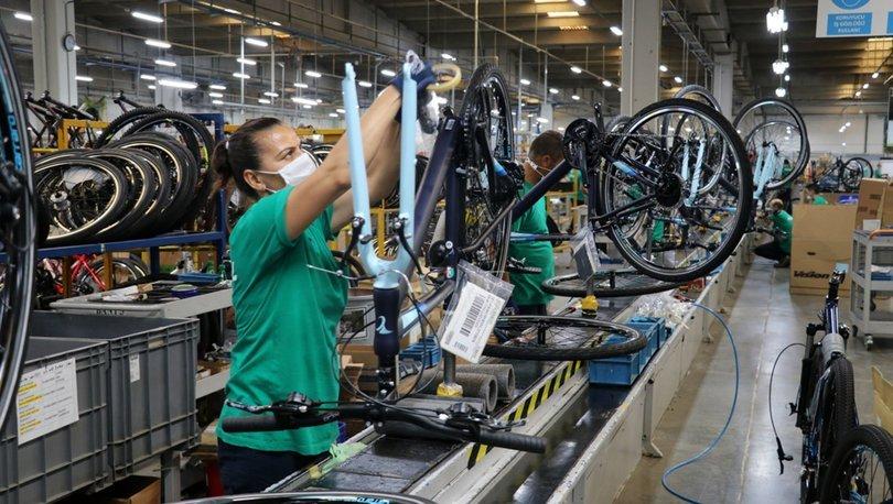 Bisiklet sektöründe beklentiler 2020'nin üzerinde