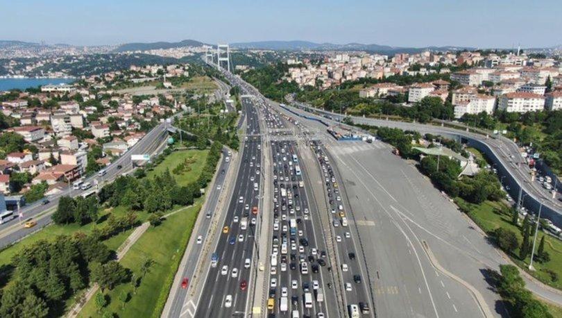 Bugün köprüler ve otoyollar ücretli mi, ücretsiz mi? Bayramda hangi köprüler ve yollar ücretli mi?