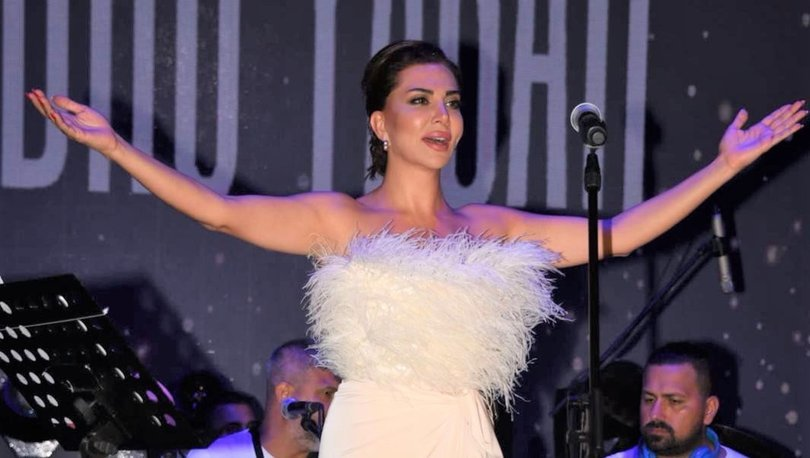 Ebru Yaşar: Çok mutluyum! - Magazin haberleri