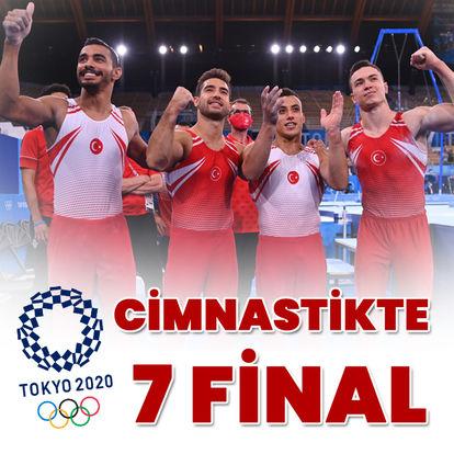 Cimnastikte 7 final!