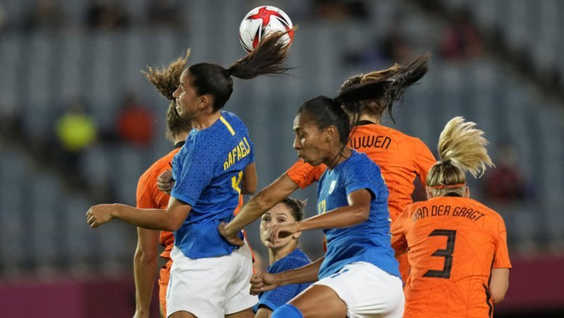 Hollanda-Brezilya maçında 6 gol var, kazanan yok