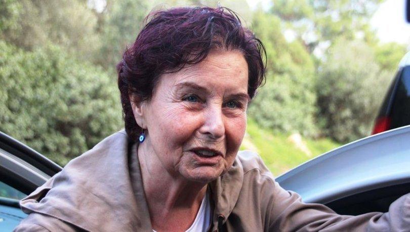 Fatma Girik taburcu oldu - Magazin haberleri