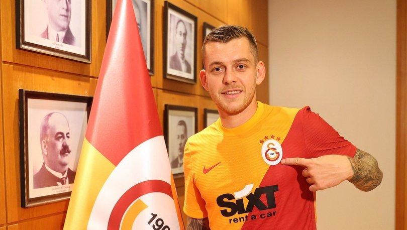 Son dakika Galatasaray transferleri: Alexandru Cicaldau resmen Galatasaray'da