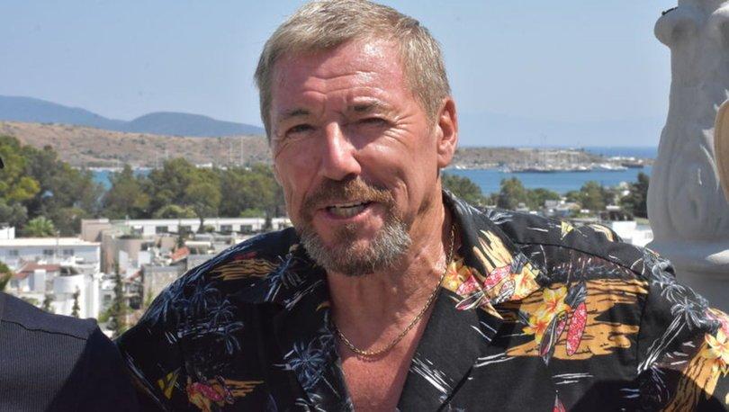 Ünlü oyuncu Mike Mitchell Fethiye'de hayatını kaybetti - Magazin haberleri