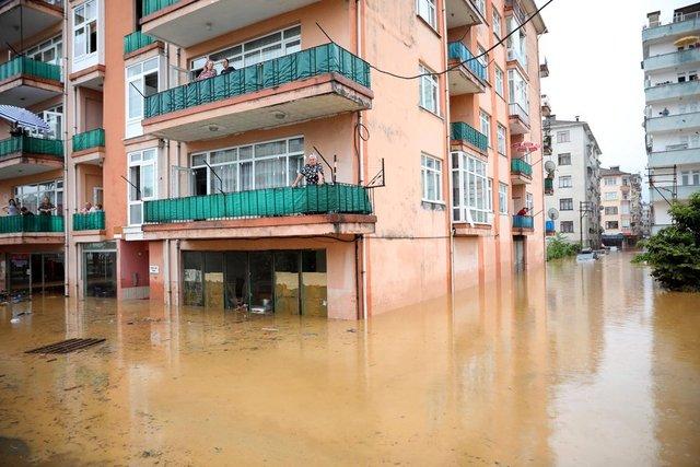 FELAKETTE AĞIR BİLANÇO! Son dakika: Artvin'de sel afetinde 39 yapı yıkıldı, 1459'u hasarlı - Haberler