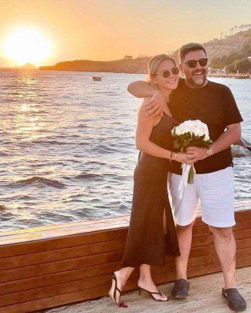 Ece Erken ile Şafak Mahmutyazıcıoğlu kavgaya karıştı! Ünlü çift yaralandı iddiası - Magazin haberleri