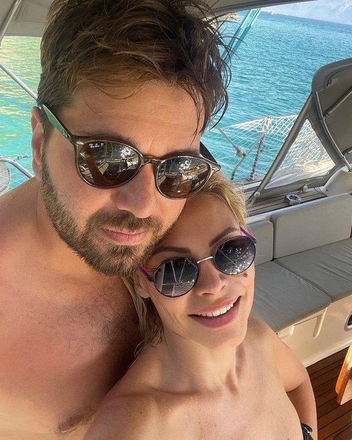 Seray Sever ile Eray Sünbül tatilde: Sezonu Bodrum'da açtılar - Magazin haberleri