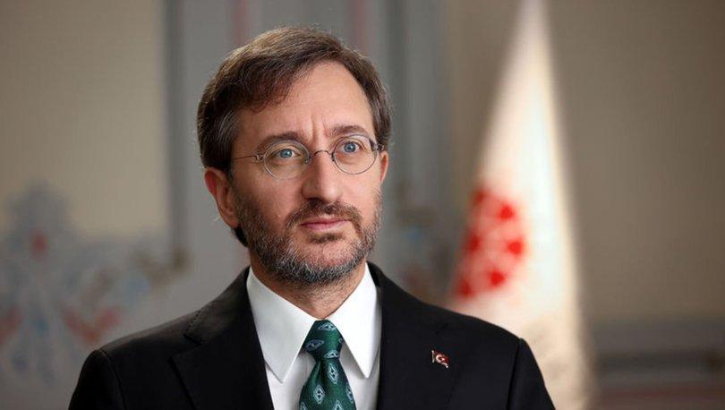 Cumhurbaşkanlığı İletişim Başkanlığı 3 yaşında! Fahrettin Altun'dan açıklama