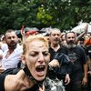 İtalya'da 'Yeşil Geçiş' protestosu