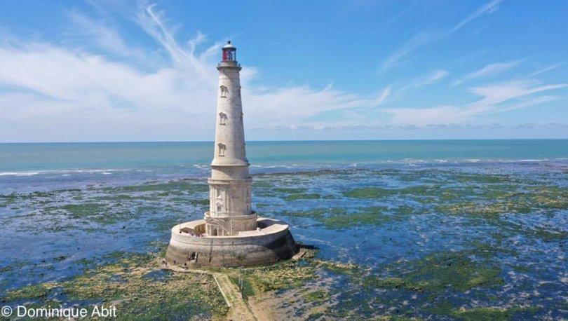 Fransa'nın ''deniz fenerlerinin kralı'' UNESCO'nun Dünya Mirası Listesi'ne alındı